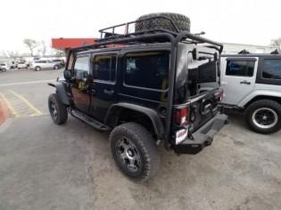 Auto-Jeep-Wrangler Unlimited