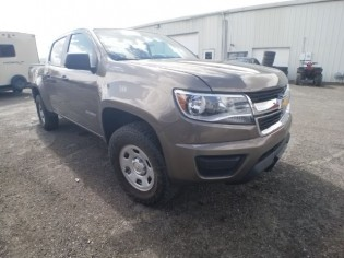 Auto-Chevrolet-Colorado 4WD